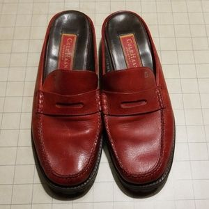 Vintage 90's Cole Haan Country Mule Loafers 8